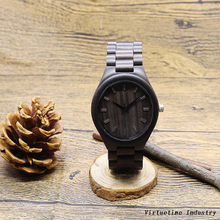 Wooden Watches with Japanese Movements