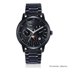 Multifunctional Mechanical Watch with Stainless Steel Strap